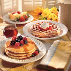 Pioneer ® Western Style Buttermilk Pancake Mix 25lb.
