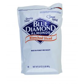 Blue Diamond Blanched Sliced Almonds 2lb.