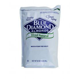 Blue Diamond Sliced Almonds 2lb.