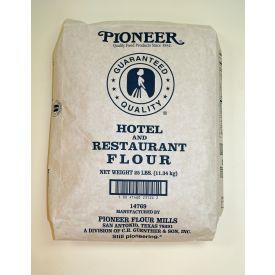 Pioneer ® Hotel & Restaurant Flour 25lb