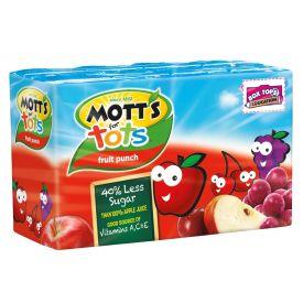 Mott's For Tots Fruit Punch 54oz.
