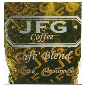 JFG Cafe Blend Filter Pack 1.3oz.