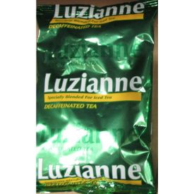 Luzianne Decaf Tea Bags With Filters 4oz.