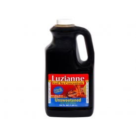Luzianne Unsweetened Tea Concentrate 64oz.