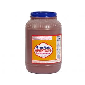 Blue Plate Concentrated BBQ Sauce - 128oz