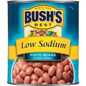Bush's Low-Sodium Pinto Beans - 111oz