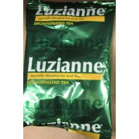 Luzianne Decaf Tea with Filters 3oz.