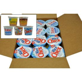 General Mills Variety Cereal Cups 1.67oz.