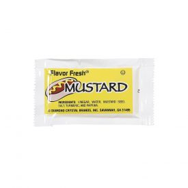 Flavor Fresh Mustard Yellow Packet 4.5 gm.