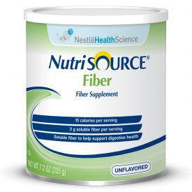Nestle Nutrisource Malnutrition – Unflavored Fiber Nutritional Supplement 7.2oz.
