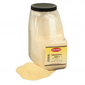 Sauer's Granulated Garlic - 7lb.