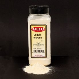 Sauer's Garlic Powder - 19oz