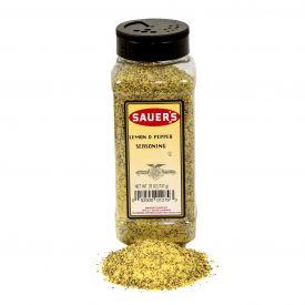 Sauer's Lemon & Pepper Seasoning - 26oz