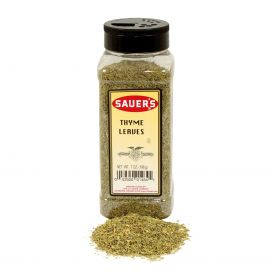 Sauer's Thyme Leaves - 7oz