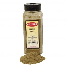 Sauer's Rubbed Sage - 6oz