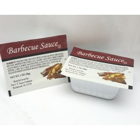 Sauer's Barbecue Sauce Cup 1oz.
