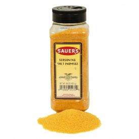 Sauer's Seasoning Salt (No MSG) - 36oz