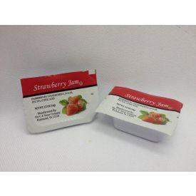Sauer Strawberry Jam 0.5oz.