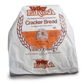 Valley Lahvosh ® Round Crackerbread 15""