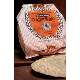 Valley Lahvosh ® Cracked Wheat Crackerbread 15""