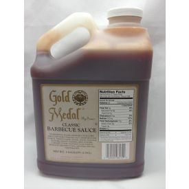Gold Medal Classic Barbecue Sauce - 1gal