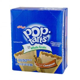 Kellogg ® Whole Grain Brown Sugar Cinnamon Pop-Tarts 3.53oz.