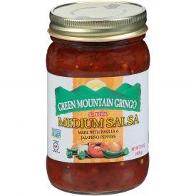 Green Mountain Gringo Medium Salsa 16oz.