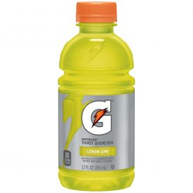 Gatorade Lemon-Lime 12oz.
