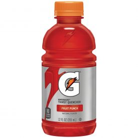 Gatorade Fruit Punch 12oz.
