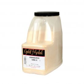 Gold Medal Garlic Granulated - 7lb