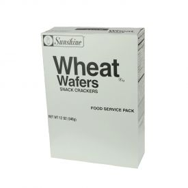 Sunshine Wheat Wafer Snack Crackers - 12 oz