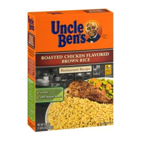 Uncle Ben's Roasted Chicken Flavored Brown Rice - 24.4 oz