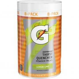 Gatorade Lemon Lime Powder Sticks 1.23oz.