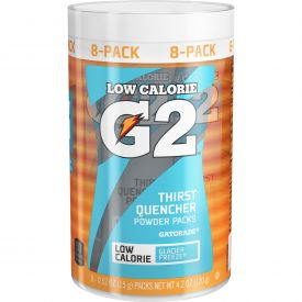 Gatorade G2 Glacier Freeze Drink Powder 4.2 oz.