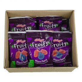 Kellogg's Mixed Berry Fruity Snacks Bags-2.5 oz