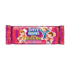 Kellogg's Berry Krispies Chewy Cereal Bar 1.27oz.