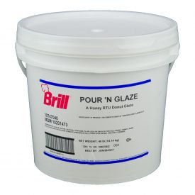 Brill® Pour N Glaze 40lb.