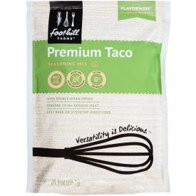 Foothill Farms Premium Taco Seasoning Mix - 9oz