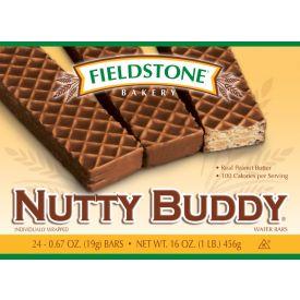 Fieldstone ® Nutty Buddy Bar .67oz