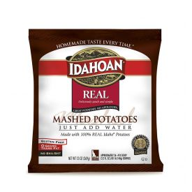 Idahoan Real Mashed Potatoes - 13oz