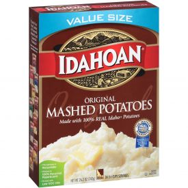 Idahoan Real Mashed Potatoes - 26oz