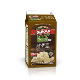 Idahoan Naturally Mashed Low Sodium - 4.687lb