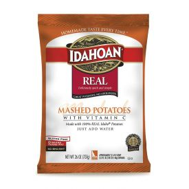 Idahoan Foods  Real Mashed Potato W/VIT C 26oz