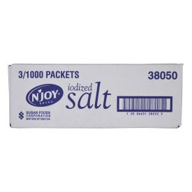 N'JOY Salt Packets 0.5gm.