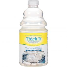 Thick-It Thickened Water Nectar Consistency 64oz.