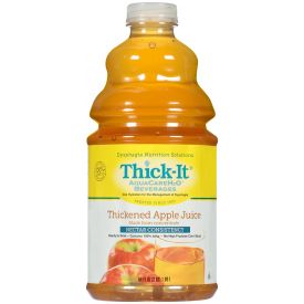 Thick-It Thickened Apple Juice Nectar Consistency 64oz.