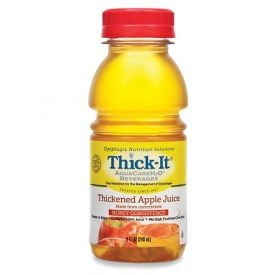 Thick-It Thickened Apple Juice Honey Consistency 8oz.