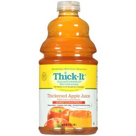 Thick-It Thickened Apple Juice Honey Consistency 64oz.