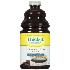 Thick-It Thickened Coffee Nectar Consistency 64oz.