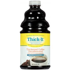 Thick-It Thickened Decaf Coffee Nectar Consistency 64oz.